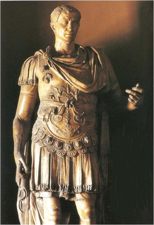 ローマの三頭政治で発揮されたカエサルの政治的…