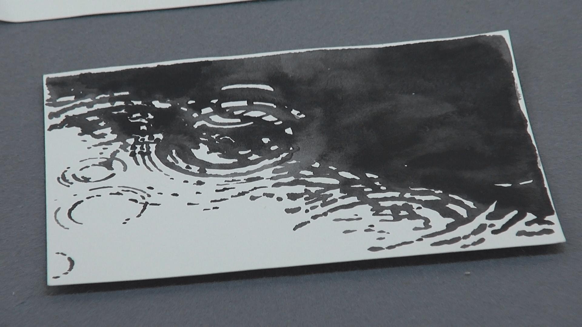 日本画で「写意」を表現するための「写生」とは?
