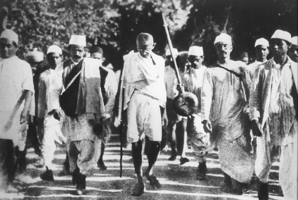 イギリスからの独立闘争で始まったインドの20世紀史