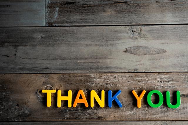 「ありがとう」と言うしかない人が教えてくれた…