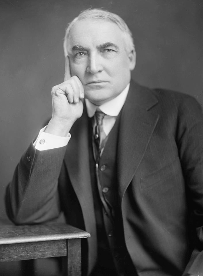 無名候補ハーディングが大統領選に勝利した100年…