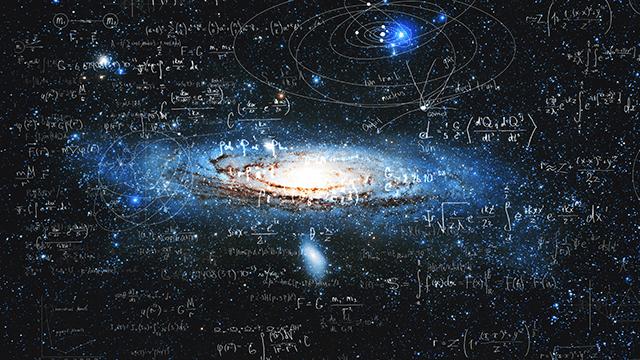 「宇宙の階層構造」誕生の謎に迫るのが宇宙物理学のテーマ